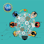 NSF graphic for 2026 Idea Machine Competition