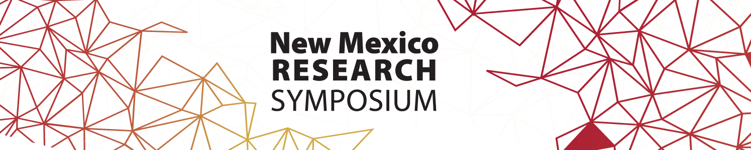 New Mexico Research Symposium 2020 Banner Image