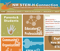 NM STEM-H Connection